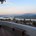 The breathtaking Chiongsean viewpoint above the Mekong river..