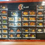 Sushi Bar Huang Foto