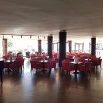 Lounge und Bar Bereich