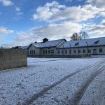 Photo of Dachau Concentration Camp Memorial Site