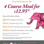 Mid-Week Deal £12.95pp Every Wednesday
