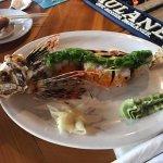 Castaway's Lion Fish roll