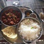 Foto de La Chaumiere Masala Restaurant
