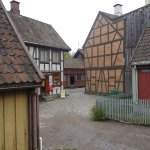 挪威民俗博物館照片