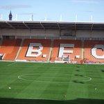 Blackpool FC Hotel Bild