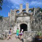 Fort San Pedro gate