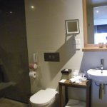 Main bathroom in Skyline Suite...
