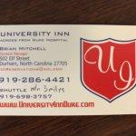 Photo de The University Inn