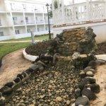 Fontaine d'eau (fonctionnement partiel)