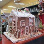 Ginger Bread House at Cora's