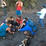 Pacaya Volcano Foto