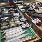 Photo of The Tsukiji Market