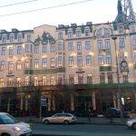Hotel Moskva