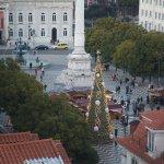 Paca de Commes in old Lisbon