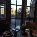 Breakfast at Veranda