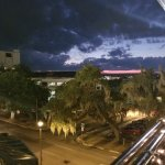 View From Harry's Seafood Bar & Grille in Tallahassee