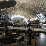Foto Smithsonian National Air and Space Museum Steven F. Udvar-Hazy Center
