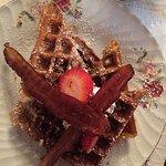 A breakfast sampling at Cedar House Inn
