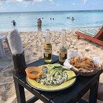 Lunch at Playa Palancar