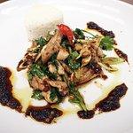 Spicy Sichuan Chicken