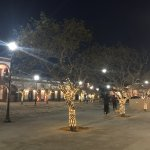 San Jose del Cabo main square照片