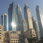 Foto de The Westin Dubai Mina Seyahi Beach Resort & Marina