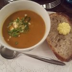 Moroccan Spiced Soup