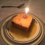 delicious bread pudding!