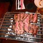 Our delicious meat-
