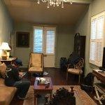Cottage #2 sitting room