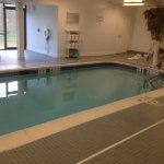 pool no hot tub