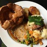 Turkey Sunday lunch - YUM