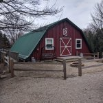 This is the Big Red Barn
