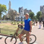"Buenos Aires - Ultimate Day Long Biking with my ""Bamboo Bike""!!!"