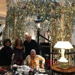 Holidays at the Savoy