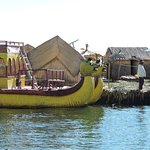 Photo of Uros Floating Islands