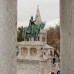 Photo de Statue of St Stephen