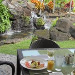 SUNDAY BRUNCH AT NANEA RESTAURANT AT THE WESTIN RESORT IN PRICEVILLE, KAUAI.