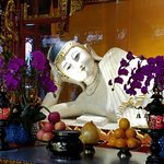 One of the Jade Buddha