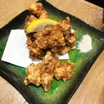Japanese style fried chicken