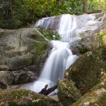 Enjoy a short walk to Fishery Falls