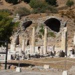 Efes Antik Kenti Tiyatrosu Foto