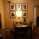 Dining and Wet Bar Areas