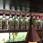 vu sur le bar