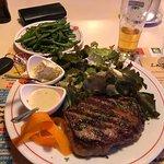 steak salade