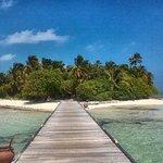 Foto de Medhufushi Island Resort