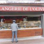 Boulangerie de L'Olivier Foto