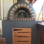 Our very own Pizza Oven