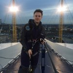 At the top of the o2