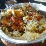 Chicken biriyani - 4.5/5